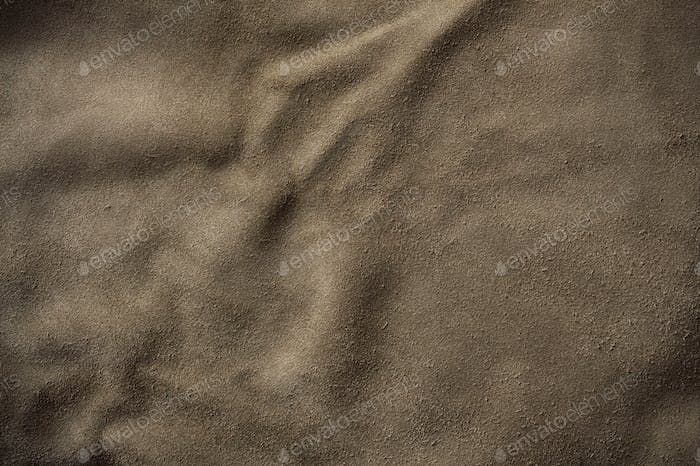 Texture of old leather
