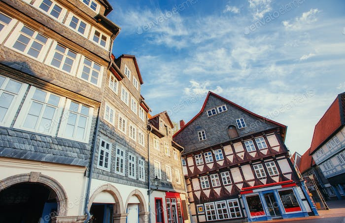 Charming town in Germany