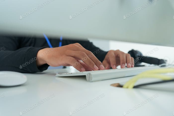 Typing programmer