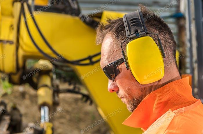 Gehörschutz Headset
