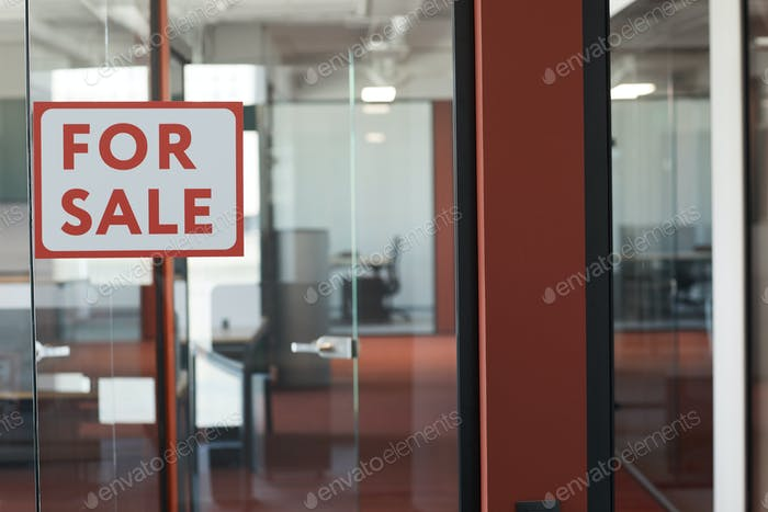 Office For Sale Background