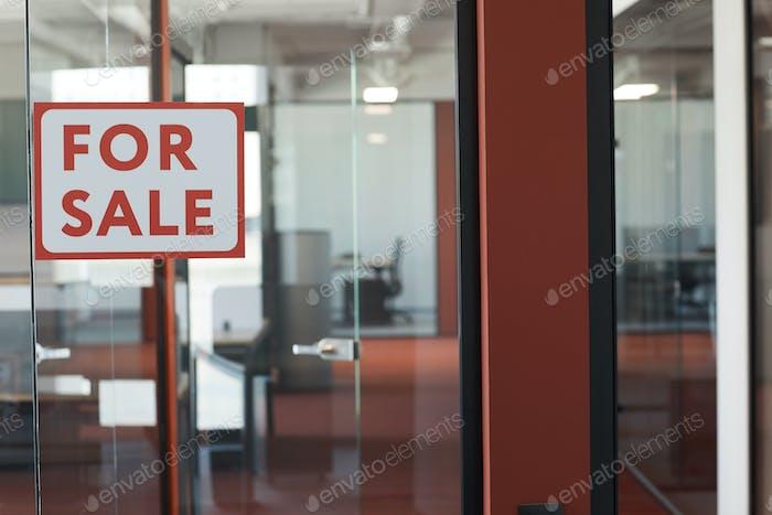 Büro zum Verkauf Hintergrund