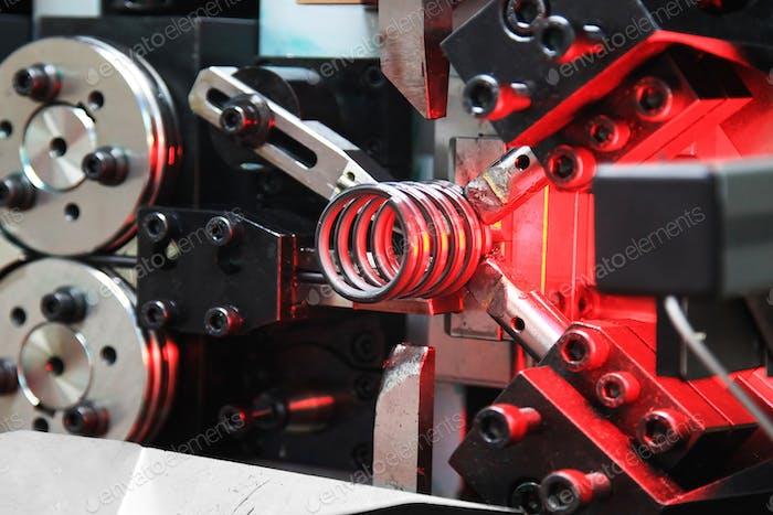 Maschine automatische Feder-Wickelung