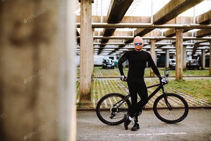 Fahrrad Stil männlich