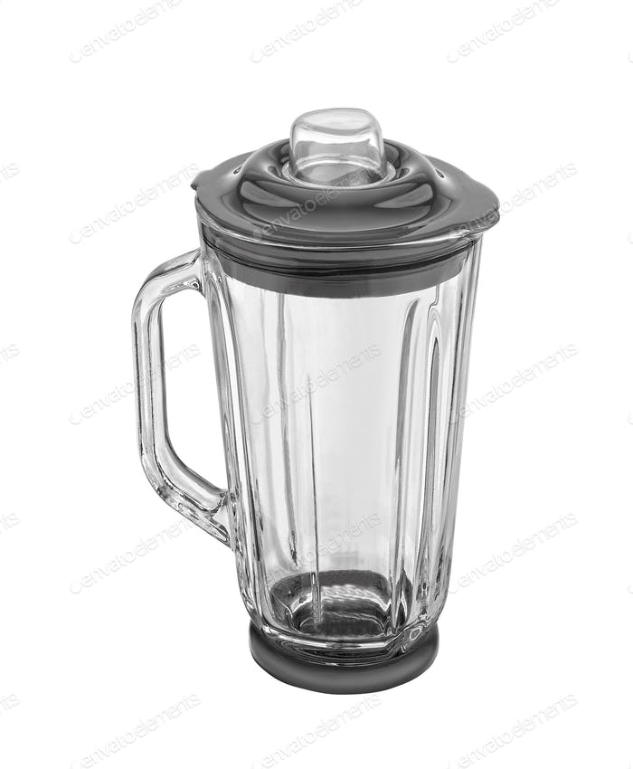 an electric blender isolated