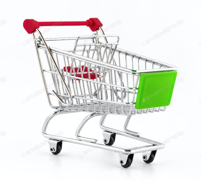 Italian shopping cart