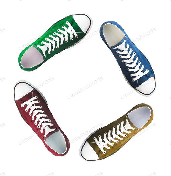 baseball boots sneakers  different colors