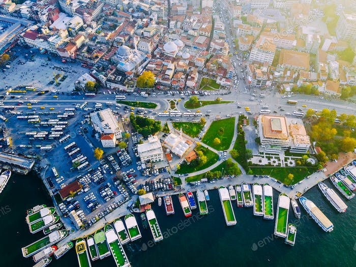 Istanbul aerial survey