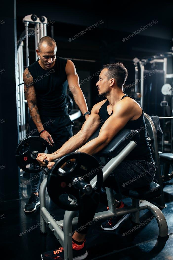 Reforzar su rutina de entrenamiento
