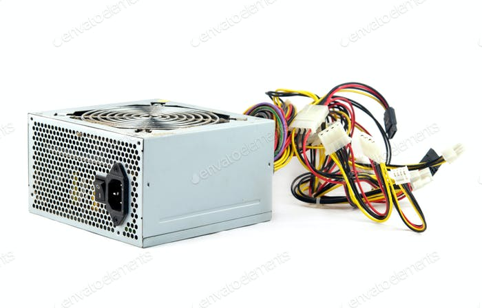 power supply isolated
