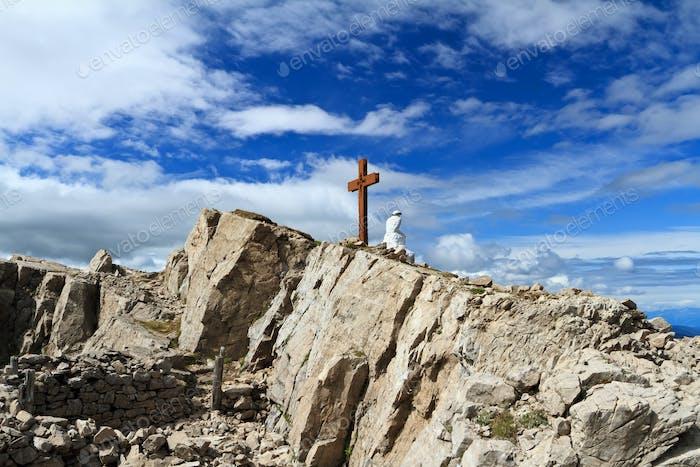 Castellazzo peak