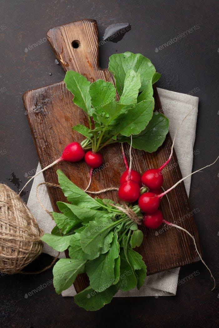Garden radish