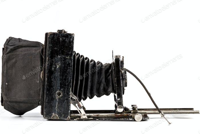Old Camera Side