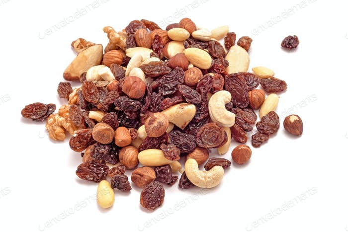dry fruits and nuts mix
