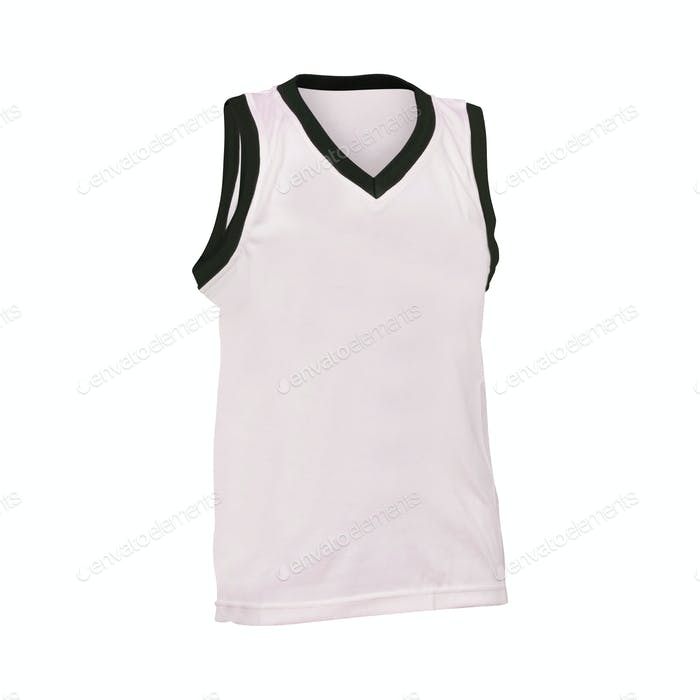 basketball jersey raster isolated