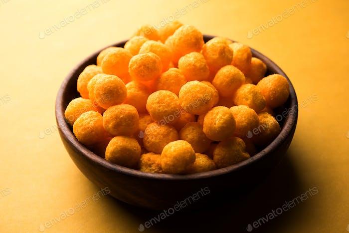 Cheese Puff Balls