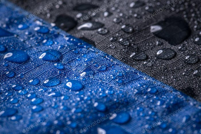 Waterproof coating background