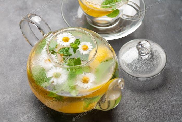Traditional herbal tea