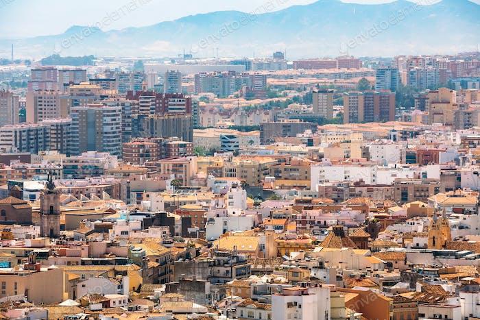 Жилые дома в Малага, Испания