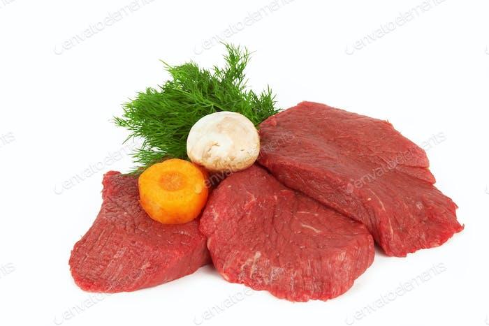 Rohfleisch