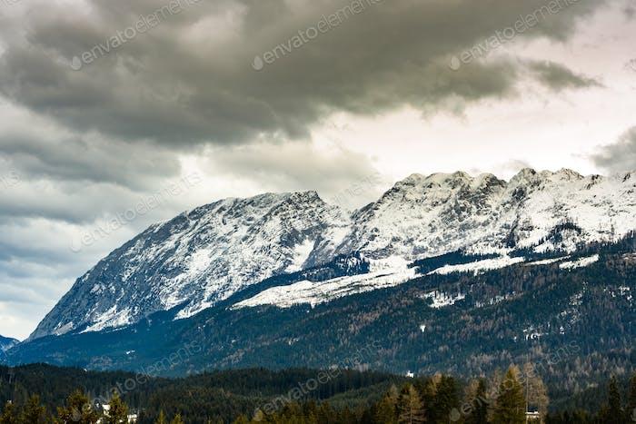 Mountains in Bad Mitterndorf