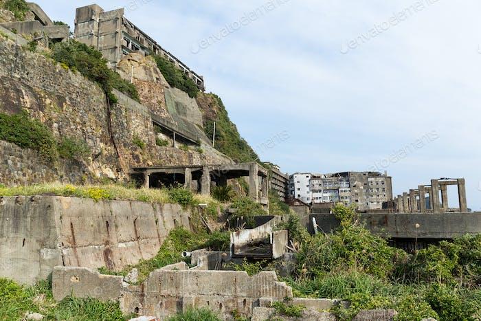 Gunkanjima, Battleship Island