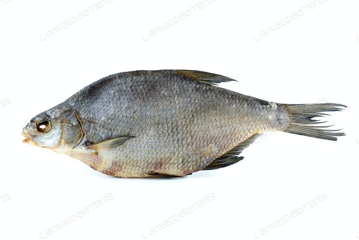 Dried bream