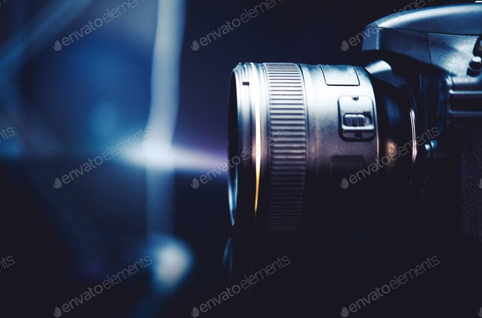 Digital Camera Photography