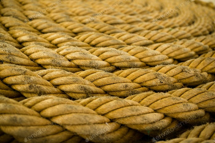 Grobes Seil