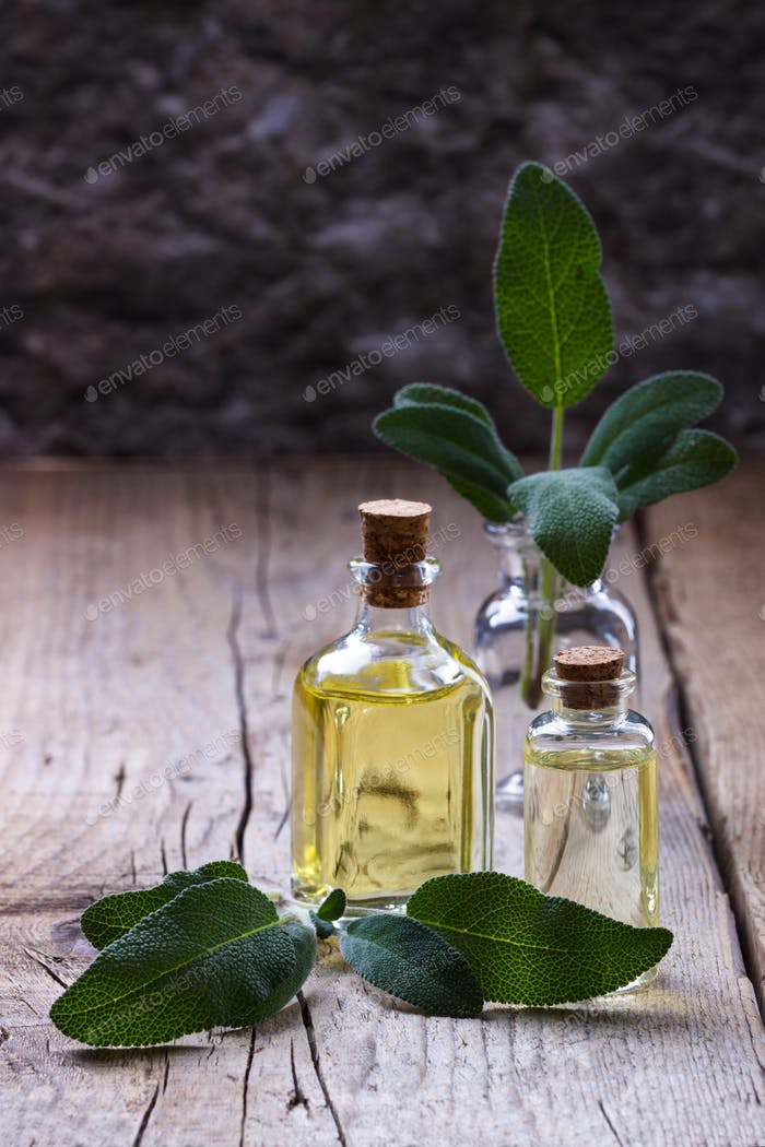 Salbei ätherisches Öl