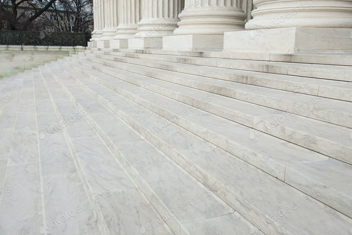Steps Leading to the Supreme Court