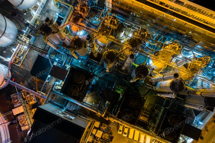 Gas-Fabrik