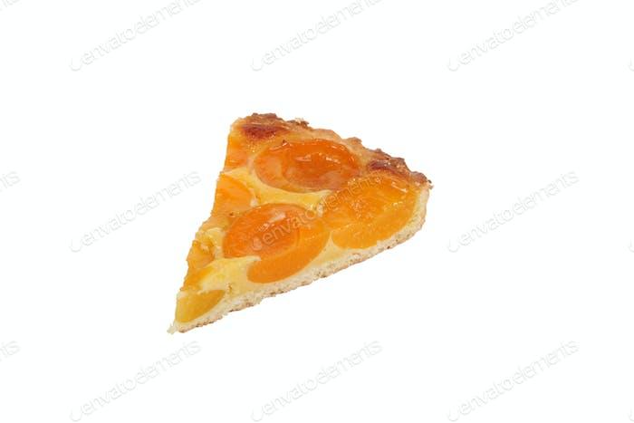Thumbnail for Slice of apricot tart