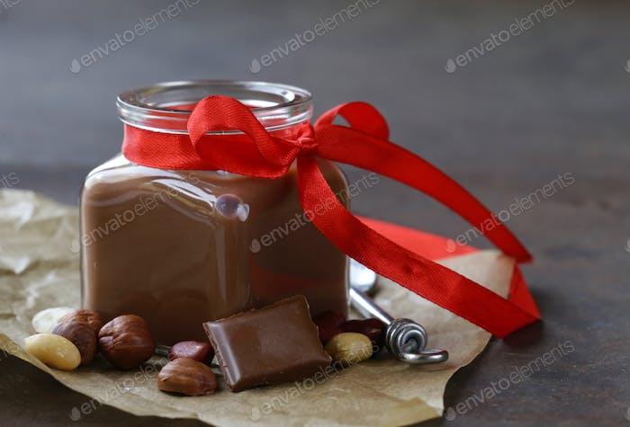 Natural Chocolate Pudding