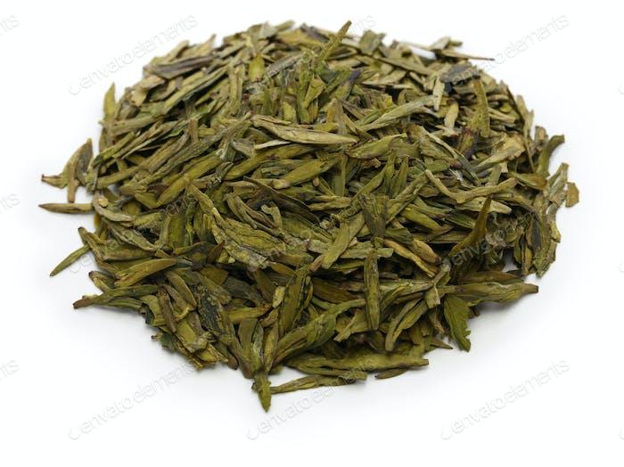longjing tea, chinese famous green tea