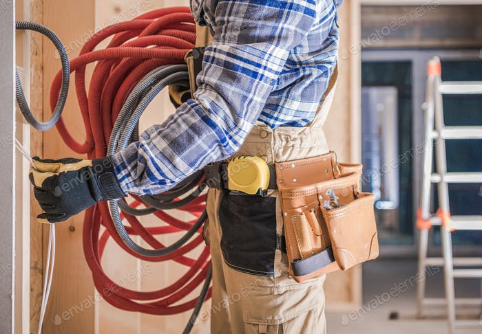 Installing Home Electricity