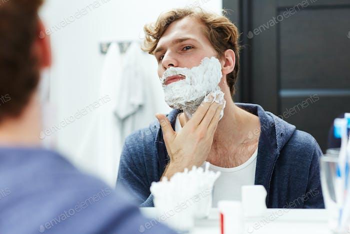 Процедура бритья