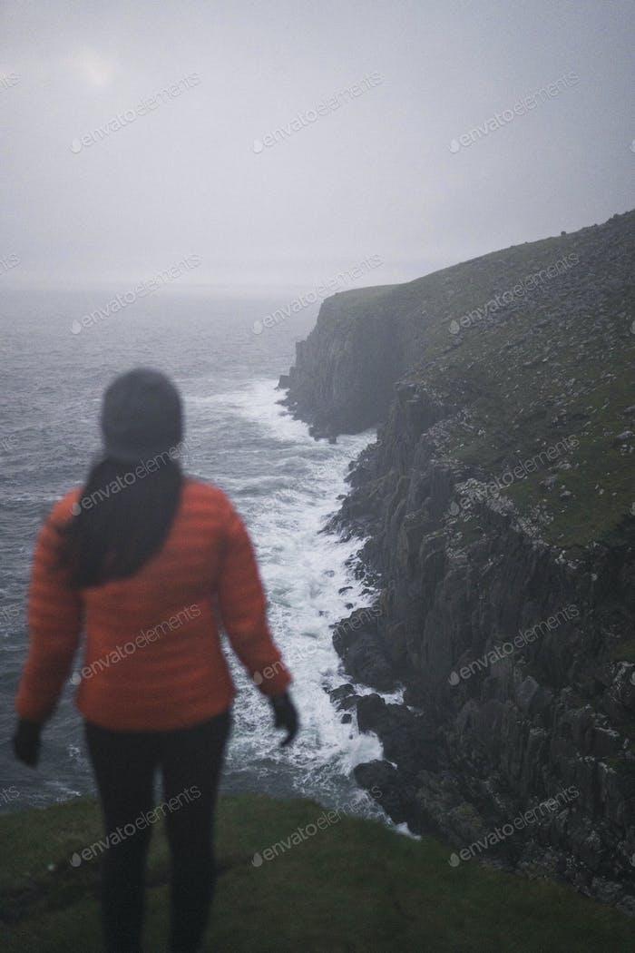 Cliffs at Neist Point