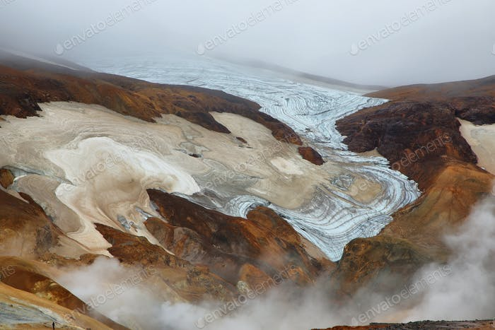 Kerlingarfjoll geothermal area, Iceland