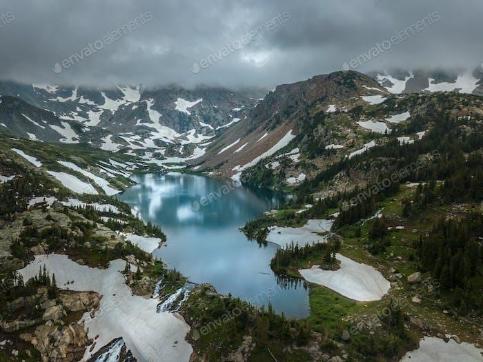 Lake Isabelle Brainard Lake Recreation Area