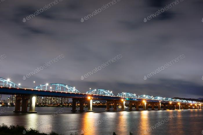 Dongjak Bridge Seoul