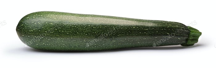 Striped zucchini whole, paths