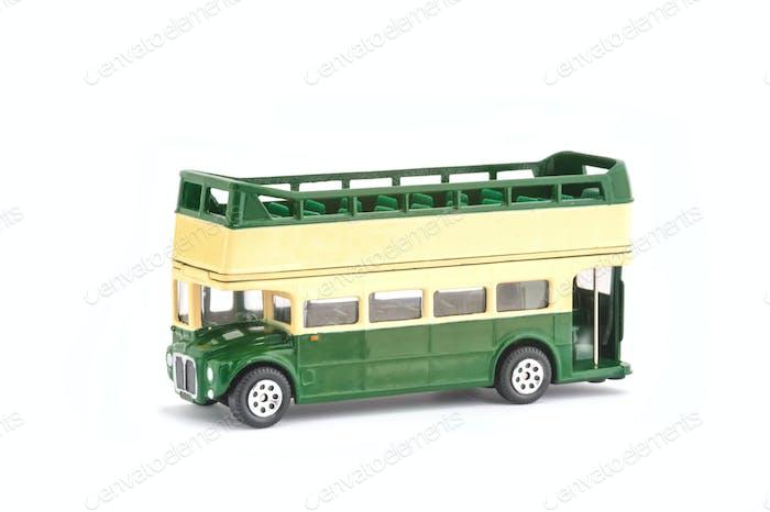 open-top bus