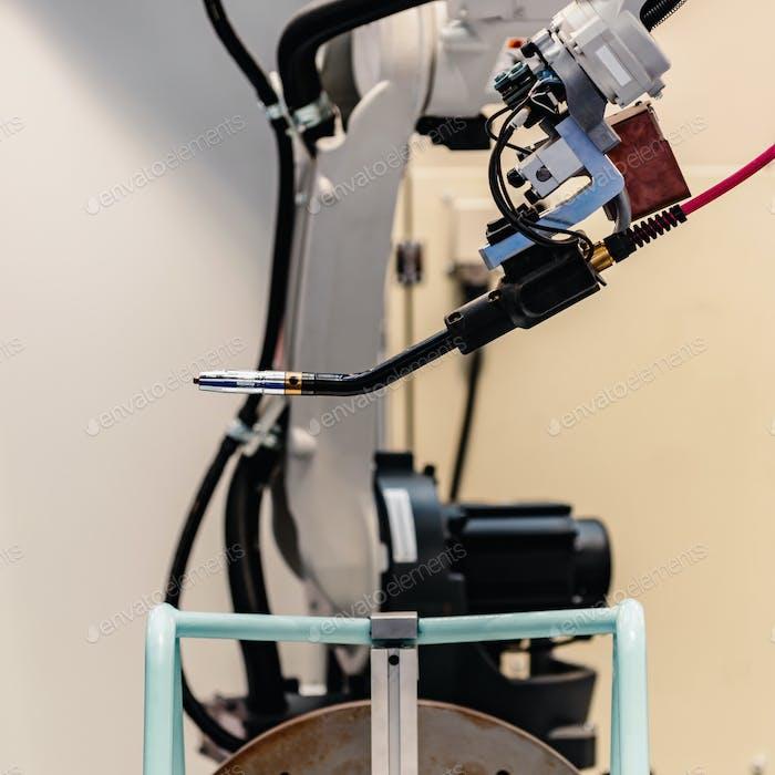 Robot Welding System