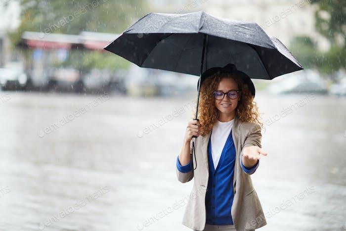 Hauch von Regen
