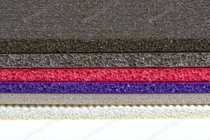 Polyethylene Foam Multi Colour and type Material Shockproof Closed Up