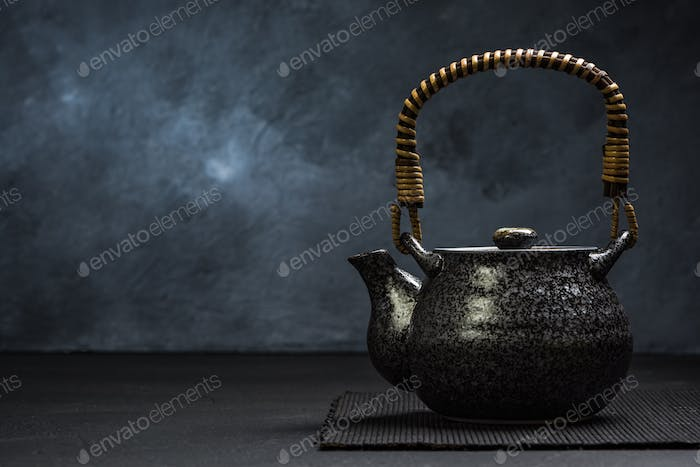 Traditional Asian or Japan Tea Tea Pot