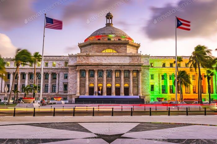 San Juan Capitol