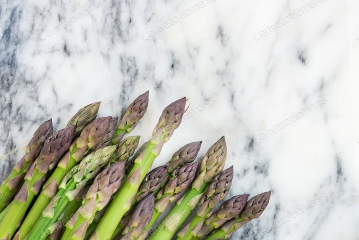 Flavoursome, sweet and tender British asparagus