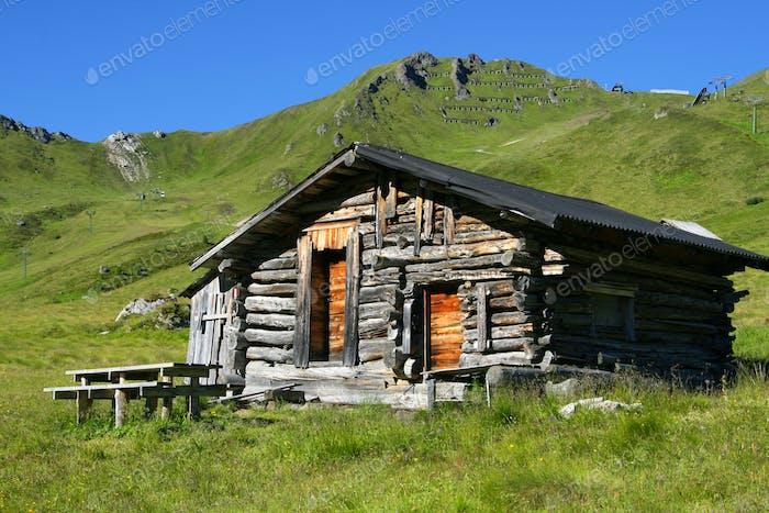 baita - alpine barn